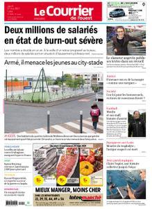 Le Courrier de l'Ouest Angers – 27 mai 2021