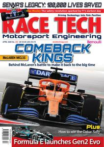 Race Tech – March 2020