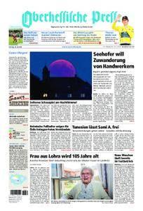 Oberhessische Presse Marburg/Ostkreis - 28. Juli 2018
