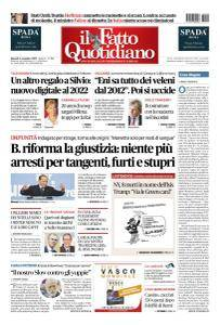 Il Fatto Quotidiano - 2 Novembre 2017