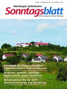 Sonntagsblatt – 26. Juli 2020