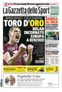 La Gazzetta dello Sport Sicilia – 29 aprile 2019