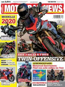 Motorrad News - Dezember 2019