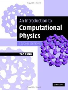 An Introduction to Computational Physics, 2nd edition
