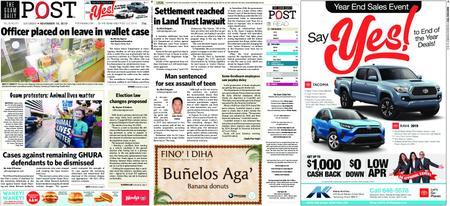 The Guam Daily Post – November 16, 2019