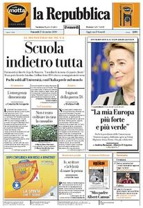 la Repubblica - 27 Dicembre 2019
