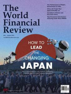 The World Financial Review - July - August 2019