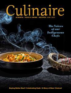 Culinaire Magazine - June 2021