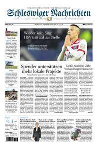 Schleswiger Nachrichten - 05. Februar 2018