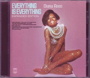 Diana Ross - Everything Is Everything (1970) [2008, Remastered & Expanded Edition]