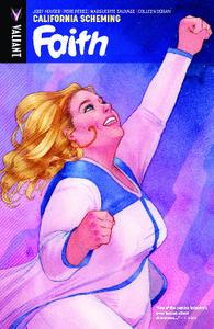 Valiant-Faith Vol 02 California Scheming 2016 Retail Comic eBook