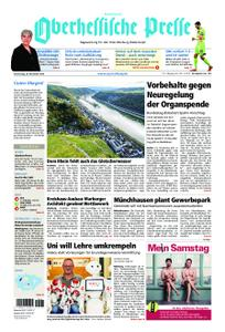 Oberhessische Presse Hinterland - 29. November 2018