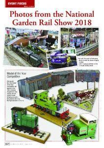British Railway Modelling – July 2018