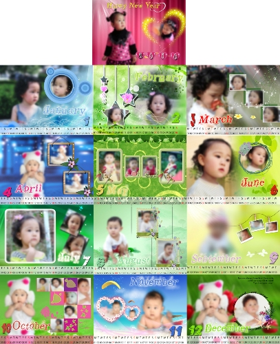 Calendar 2010 #6