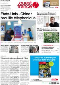 Ouest-France Châteaubriant – 21 mai 2019