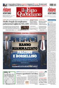 Il Fatto Quotidiano - 09 ottobre 2019