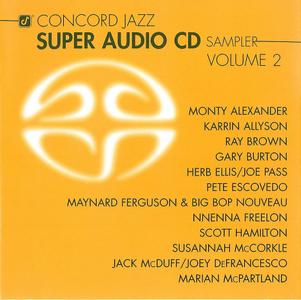 V.A. - Concord Jazz Super Audio CD Sampler Volume 2 (2004) [SACD] PS3 ISO