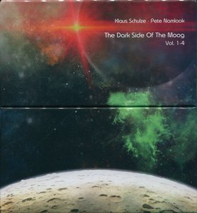 Klaus Schulze & Pete Namlook - The Dark Side Of The Moog Vol. 1-4 (2016) {5CD Box Set, Partially Mixed, Reissue}
