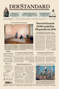 Der Standard – 09. Oktober 2019