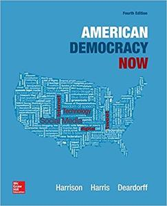 American Democracy Now, 4 edition
