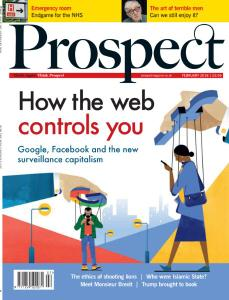 Prospect Magazine - Issue 263 - February 2018