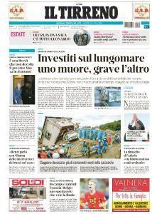 Il Tirreno Livorno - 10 Luglio 2018