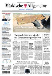 Märkische Allgemeine Zossener Rundschau - 05. Februar 2019