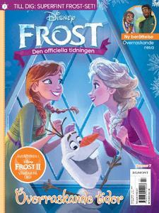 Frost – september 2020