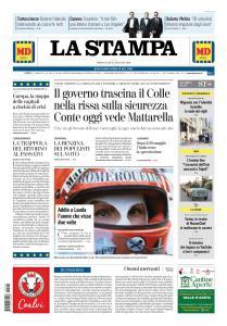 La Stampa Torino Provincia e Canavese - 22 Maggio 2019