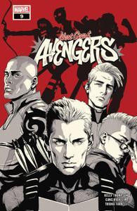West Coast Avengers 009 2019 Digital Zone