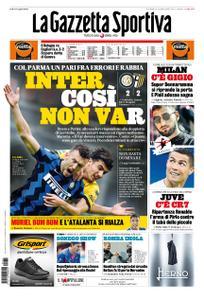 La Gazzetta dello Sport Bergamo – 01 novembre 2020