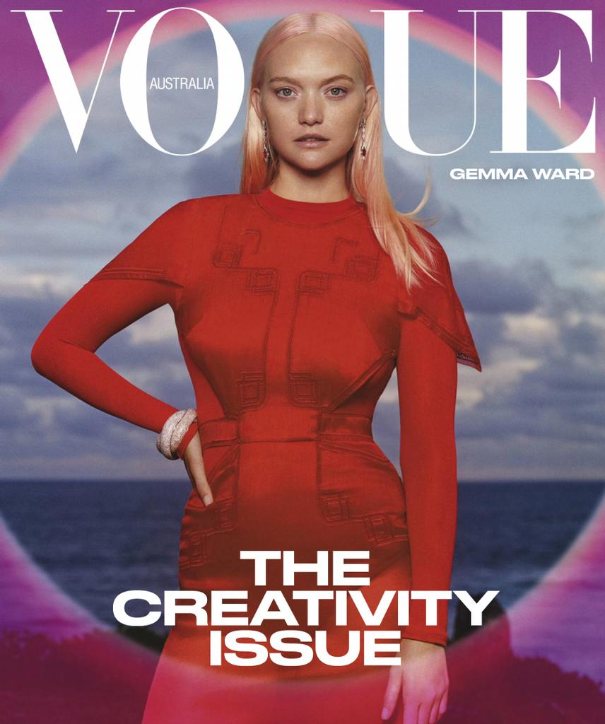 Vogue Australia - March 2021