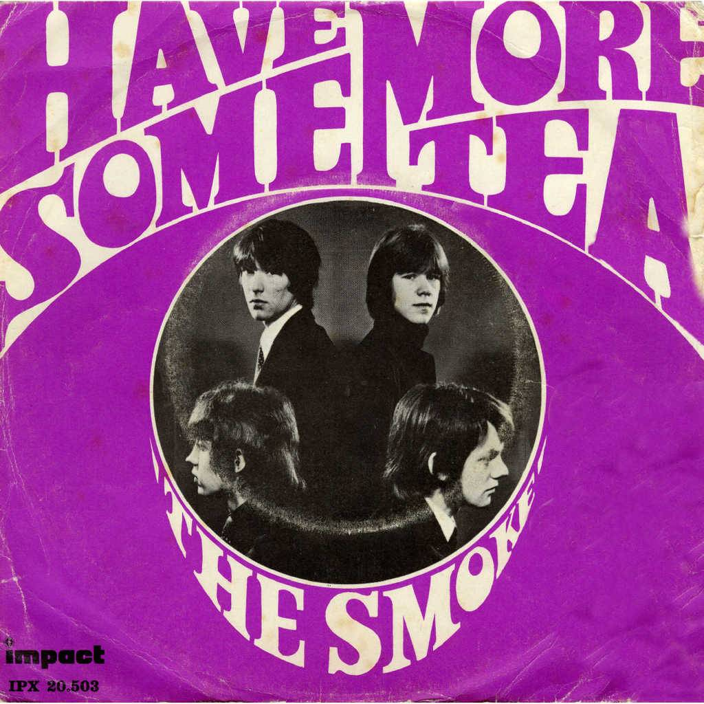 The Smoke - Have some more tea (1967)