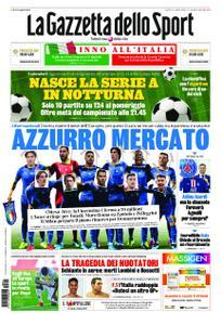La Gazzetta dello Sport Roma – 01 giugno 2020