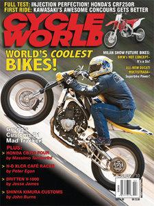 Cycle World - February 2010 (US)