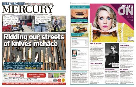 Hertfordshire Mercury – March 21, 2019