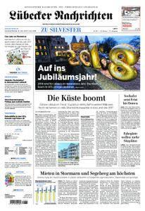 Lübecker Nachrichten Ostholstein Süd - 31. Dezember 2017