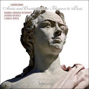 Carlo Ipata, Auser Musici, Maria Grazia Schiavo - Cherubini: Arias and Overtures from Florence to Paris (2012)