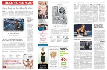 The Globe and Mail – February 10, 2020