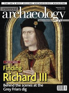 Current Archaeology - Issue 294