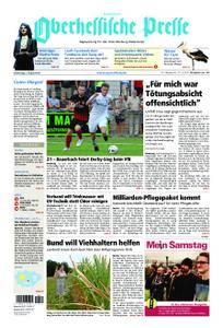 Oberhessische Presse Hinterland - 02. August 2018