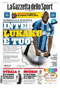 La Gazzetta dello Sport Roma – 08 agosto 2019