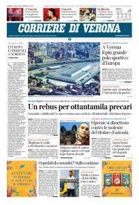 Corriere di Verona - 12 Luglio 2018