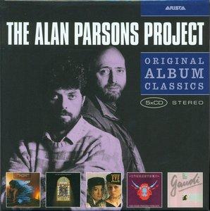 The Alan Parsons Project - Original Album Classics (2010) {5CD Box Set, Remastered} Re-Up