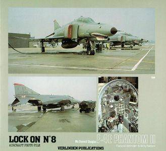 Lock On No. 8 Aircraft Photo File: McDonnell Douglas F-4E Phantom II (Repost)
