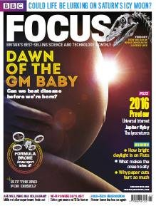 BBC Focus - Science & Technology - January 2016