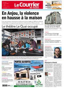 Le Courrier de l'Ouest Angers – 13 mars 2021