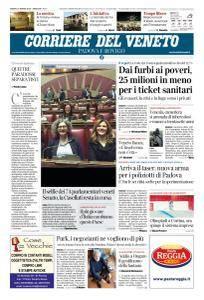 Corriere del Veneto Padova e Rovigo - 24 Marzo 2018
