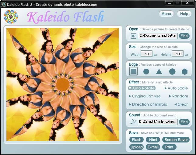 Kaleido Flash 2.4.0