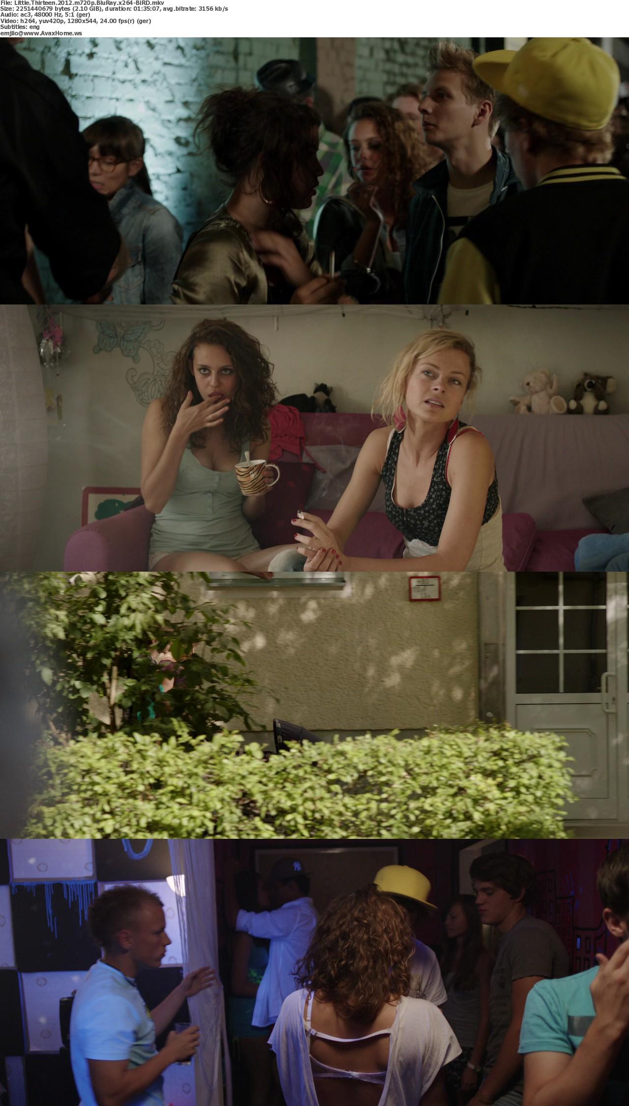 Little Thirteen 2012 - Boyhood movies download